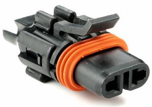 Connectors - 2 Cavities - Connector Experts - Normal Order - CE2056