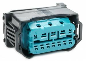 Connectors - 12 Cavities - Connector Experts - Special Order 100 - CET1201