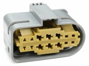 Connectors - 14 Cavities - Connector Experts - Normal Order - CET1406