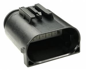Connectors - 12 Cavities - Connector Experts - Normal Order - CET1212M