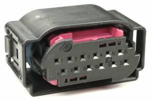 Connectors - 12 Cavities - Connector Experts - Normal Order - CET1212F