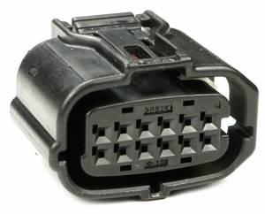 Connectors - 12 Cavities - Connector Experts - Normal Order - CET1214F