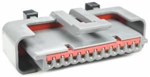 Connectors - 12 Cavities - Connector Experts - Normal Order - CET1203