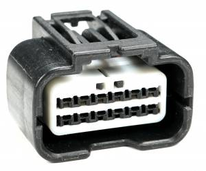 Connectors - 12 Cavities - Connector Experts - Normal Order - CET1200F