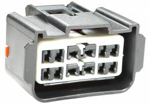 Connectors - 12 Cavities - Connector Experts - Normal Order - CET1209