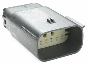 Misc Connectors - 12 Cavities - Connector Experts - Normal Order - Inline Junction Connector