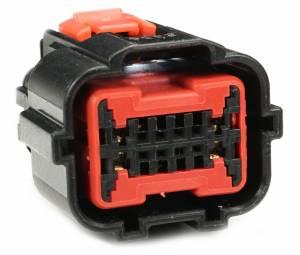 Connectors - 12 Cavities - Connector Experts - Normal Order - CET1207