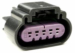 Connectors - 5 Cavities - Connector Experts - Normal Order - CE5054