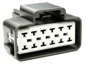 Connectors - 12 Cavities - Connector Experts - Normal Order - CET1261