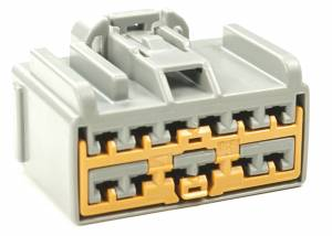 Connectors - 12 Cavities - Connector Experts - Special Order 100 - CET1263F