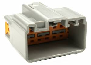 Connectors - 12 Cavities - Connector Experts - Special Order 100 - CET1263M