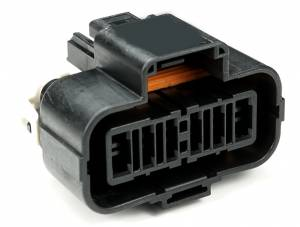 Connectors - 12 Cavities - Connector Experts - Special Order 100 - CET1270