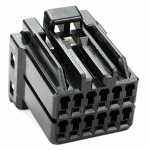 Connectors - 12 Cavities - Connector Experts - Normal Order - CET1271