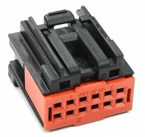 Connectors - 12 Cavities - Connector Experts - Normal Order - CET1275