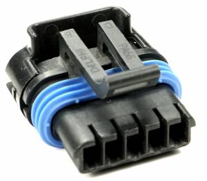 Connectors - 5 Cavities - Connector Experts - Normal Order - CE5062