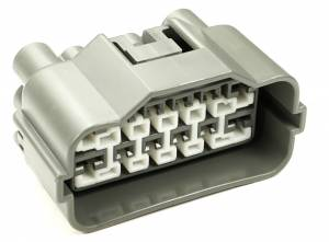 Connectors - 12 Cavities - Connector Experts - Normal Order - CET1206