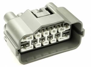 Connectors - 12 Cavities - Connector Experts - Normal Order - CET1206