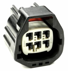 Connectors - 6 Cavities - Connector Experts - Normal Order - CE6030F