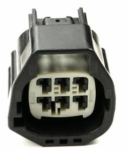 Misc Connectors - 6 Cavities - Connector Experts - Normal Order - Headlight - Low & High Beam