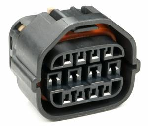Connectors - 12 Cavities - Connector Experts - Normal Order - CET1204