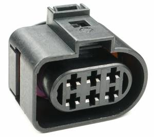 Connectors - 6 Cavities - Connector Experts - Normal Order - CE6033F
