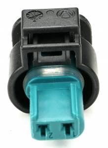 Connector Experts - Normal Order - Air Bag Sensor - Front Impact - Image 2