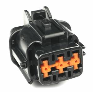 Misc Connectors - 6 Cavities - Connector Experts - Normal Order - Headlight