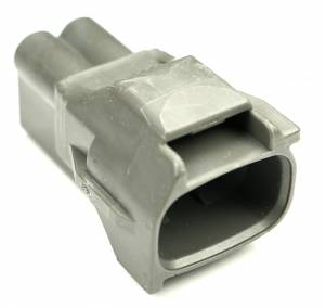 Misc Connectors - 2 Cavities - Connector Experts - Normal Order - AC Compressor (Compressor Side)