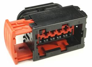 Connectors - 9 Cavities - Connector Experts - Normal Order - CE9020