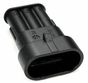 Connectors - 3 Cavities - Connector Experts - Normal Order - CE3041M