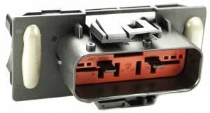 Misc Connectors - 25 & Up - Connector Experts - Special Order 100 - Door Connector - Door Side