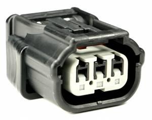 Connector Experts - Normal Order - Fuel Rail Pressure Sensor