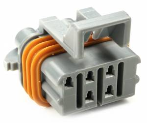 Connectors - 5 Cavities - Connector Experts - Normal Order - CE5064