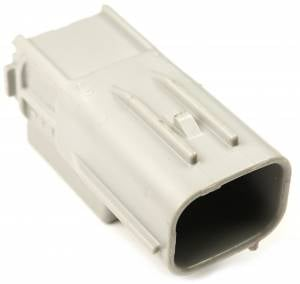 Connectors - 8 Cavities - Connector Experts - Normal Order - CE8010M