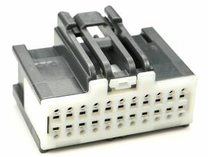 Connectors - 22 Cavities - Connector Experts - Normal Order - CET2205