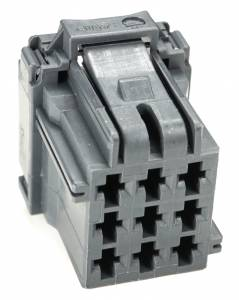 Connectors - 9 Cavities - Connector Experts - Normal Order - CE9021