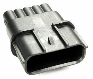 Connectors - 5 Cavities - Connector Experts - Normal Order - CE5017M