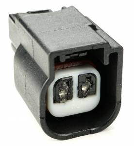 Connectors - 2 Cavities - Connector Experts - Normal Order - CE2025BF