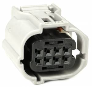 Misc Connectors - 8 Cavities - Connector Experts - Normal Order - Inline Junction Connector
