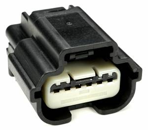 Connectors - 6 Cavities - Connector Experts - Normal Order - CE6050A