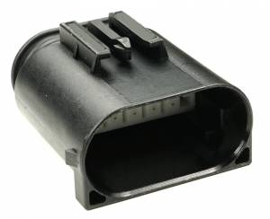 Misc Connectors - 12 Cavities - Connector Experts - Normal Order - Inline - To Rear Bumper