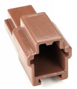 Connectors - 1 Cavity - Connector Experts - Normal Order - CE1040M