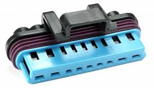 Connectors - 9 Cavities - Connector Experts - Normal Order - CE9022