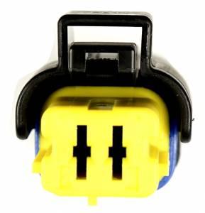 Connector Experts - Normal Order - AC Compressor - Harness Side - Image 5