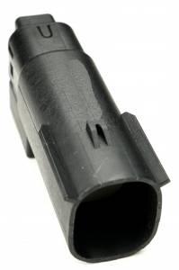 Misc Connectors - 4 Cavities - Connector Experts - Normal Order - Oxygen Sensor