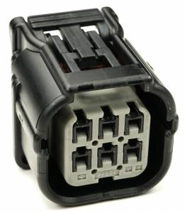 Connectors - 6 Cavities - Connector Experts - Normal Order - CE6043F