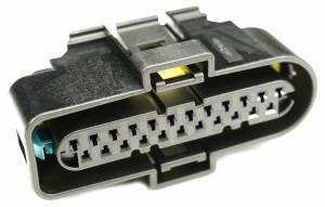 Connectors - 23 Cavities - Connector Experts - Normal Order - CET2302
