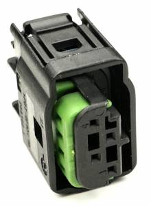 Misc Connectors - 4 Cavities - Connector Experts - Normal Order - Reverse Light