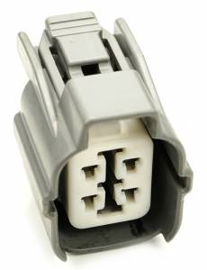 Connectors - 4 Cavities - Connector Experts - Normal Order - CE4032F