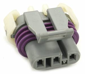 Connectors - 3 Cavities - Connector Experts - Normal Order - CE3070